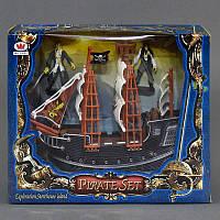 Детский набор Пираты, пиратский корабль, игровой набор для детей