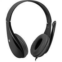 Навушники DEFENDER Aura 111 Black