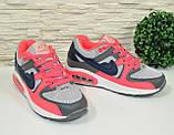 Стильные женские кроссовки на шнуровке. В наличии 38 размер, фото 2