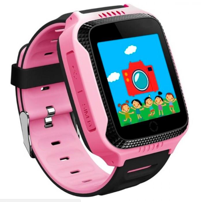 Детские часы Smart GPS T7 Purple