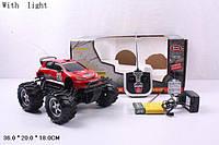 Машина джип р/к 9015 PLAY SMART акумуляторна світиться кор. 36*20*18 см