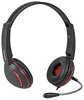 Навушники DEFENDER Aura 115 Black