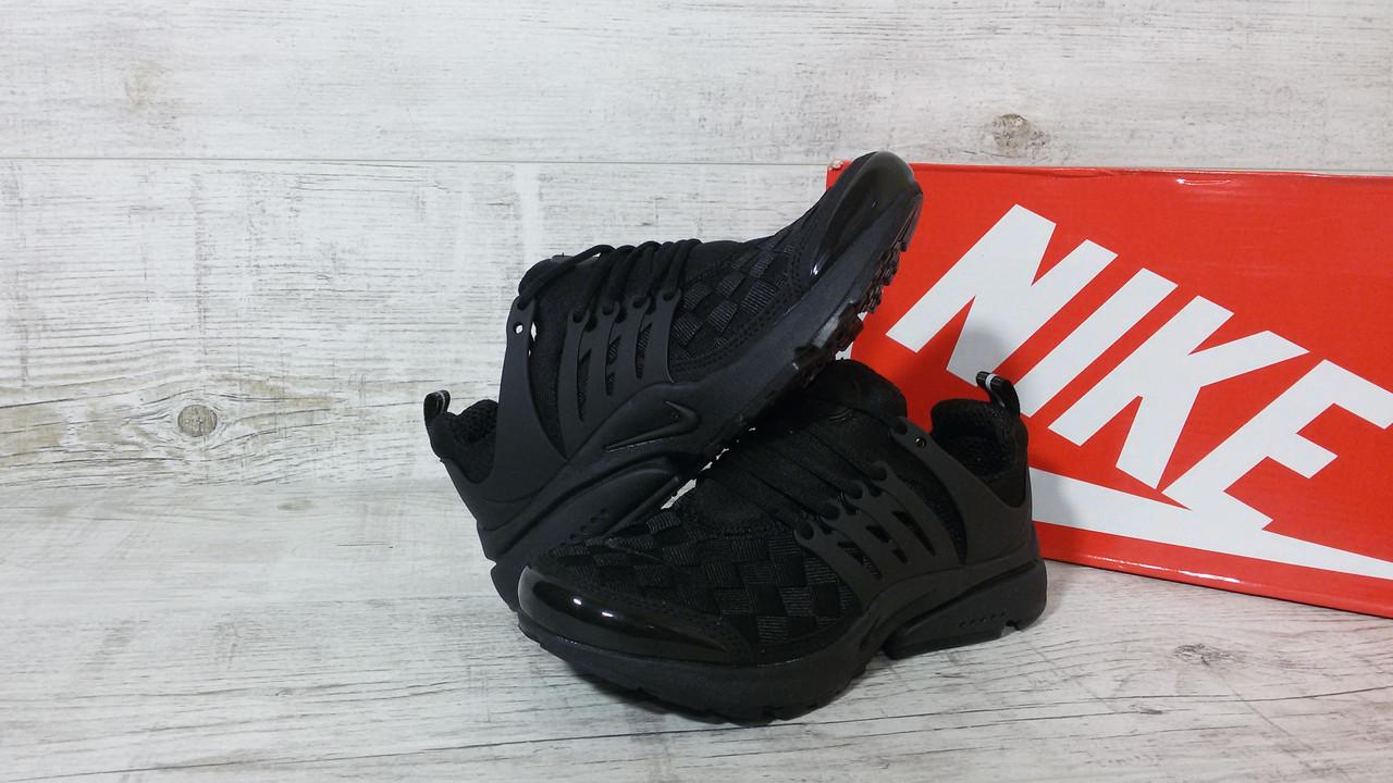 8aa00374 Кроссовки Nike Air Presto TP QS черные 36 размер 22,5см: продажа ...