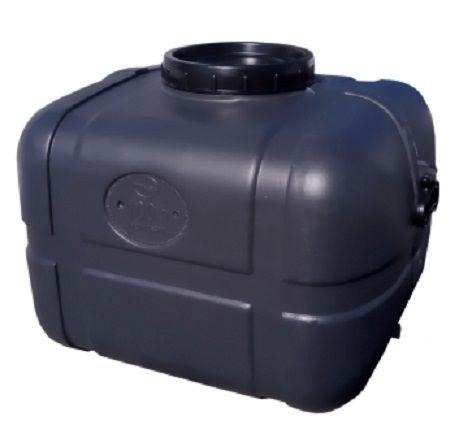 Бочка непищевая 100 литров емкость, бак горизонтальная 100 150
