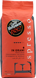 Кофе в зернах Vergnano Espresso 1 кг