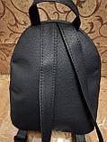 (Лучшее качество)Женский рюкзак искусств кожа городской спортивный стильный только оптом, фото 4