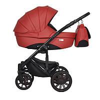 Детская универсальная коляска 2 в 1 Riko Sigma 06 Scarlet