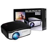 Wi - Fi Led Проектор C6 Miracast с пультом 800 люмен