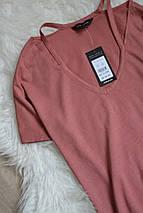 Новая футболка с вырезами на плечах New Look, фото 3