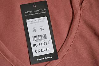 Новая футболка с вырезами на плечах New Look, фото 2