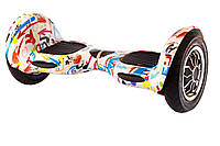 """Гироборд Gyro Smart Pro 10"""" Graffiti (BGB10010P)"""