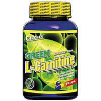 Л-карнитин FitMax Green L-Carnitine (90 капс) фитмакс