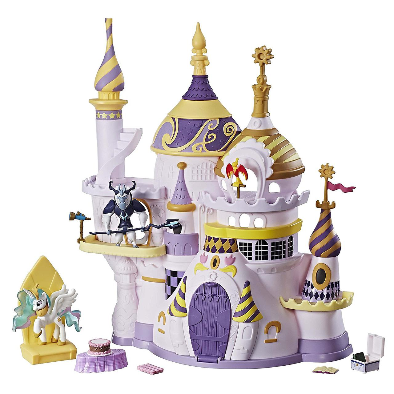 Май Литл Пони Замок Кантерлот My Little Pony Friendship is Magic Collection Canterlot Castle