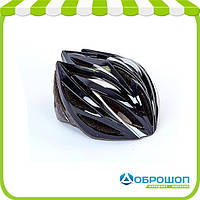 Детский защитный шлем Zelart SK-5612 черный