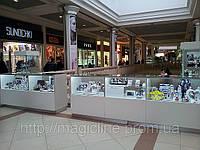 Мебель для бутиков и магазинов подарков и сувениров, торговая мебель, мебель для магазинов