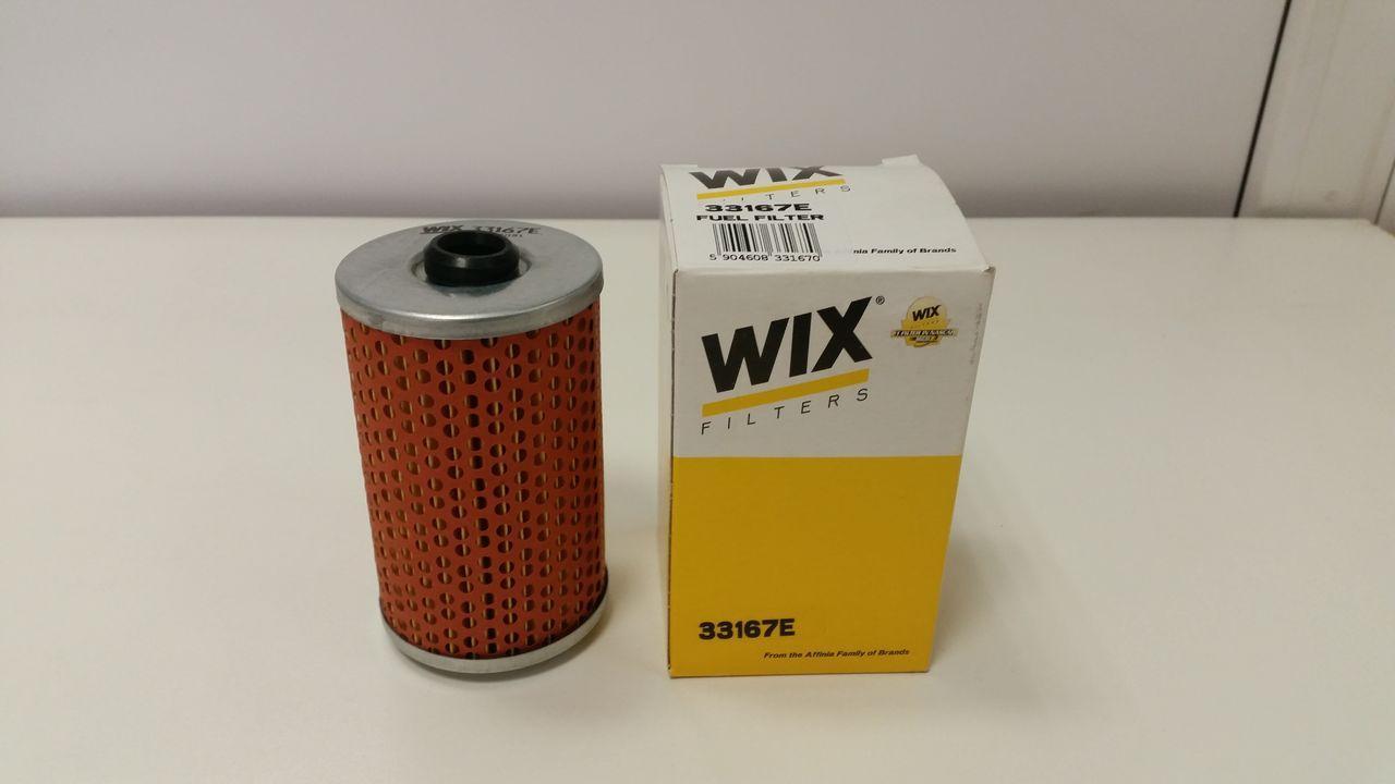 Фильтр очистки топлива WIX 33167e для автомобиля Mercedes S-Class