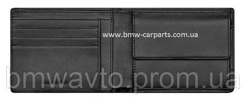 Кожаный кошелек Mercedes-Benz AMG Wallet 2018, фото 2