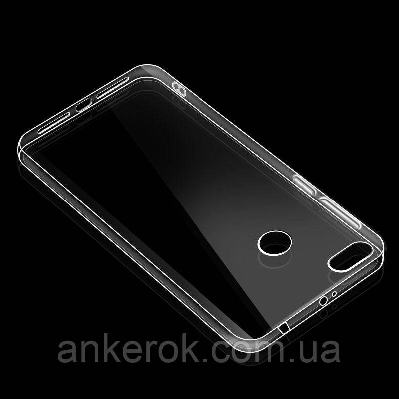 Чохол-бампер Pzoz для Xiaomi Redmi 4x (Silicon)