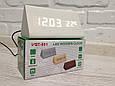 Часы настольные деревянные электронные VST-861, фото 2