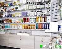Торговая мебель для магазинов подарков, торговое оборудование изготовить