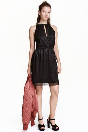 Новое блестящее платье H&M, фото 2