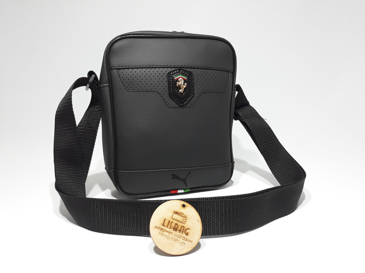 be99c49c05f9 Отличная сумка Puma ferrari на каждый день реплика люкс качества 2х  компонентная кожа PU, цена 243 грн., купить в Умани — Prom.ua (ID#676279921)