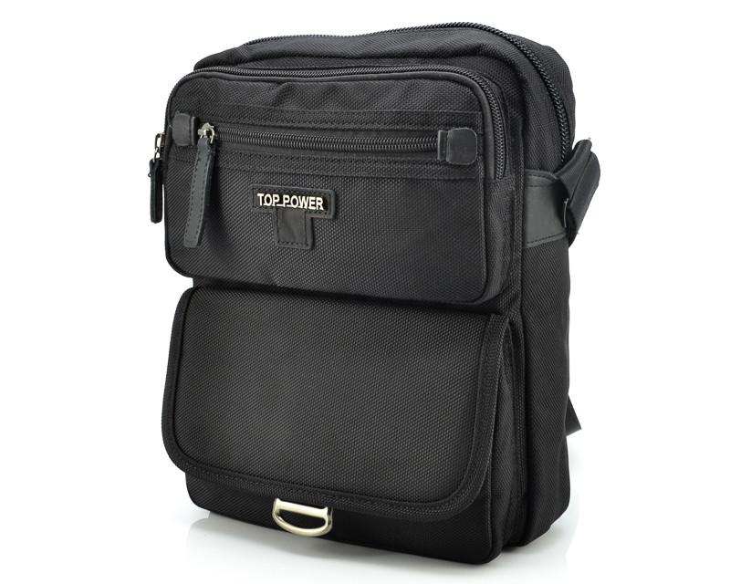 Тканевая мужская сумка Top Power 6001