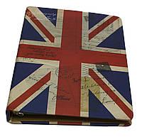 "Блокнот на кольцах ""Британский флаг"" 15х21"