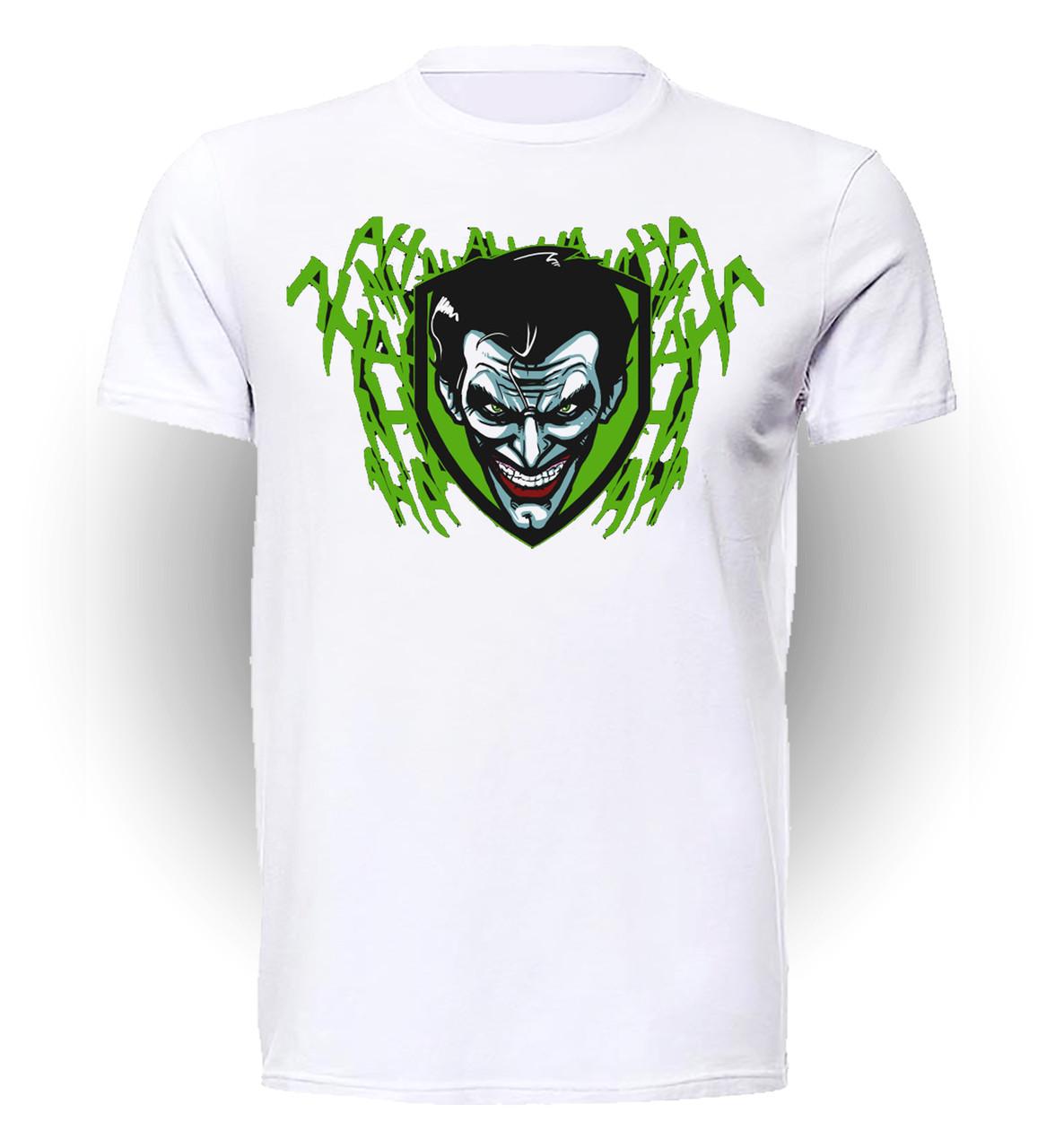 Футболка GeekLand Джокер Joker лого JO.01.034
