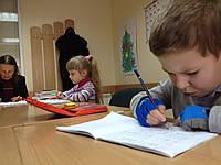 Курсы английского языка + подготовка к школе для детей 4-6 лет