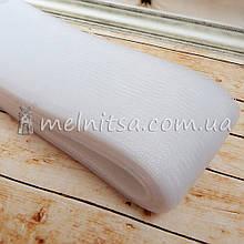 Регилин шляпный широкий, 8 см, белый