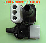 Гнездо 220В на кабель для электро чайника, керамическое, фото 2