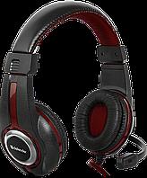 Навушники DEFENDER Warhead G-185 Black-Red