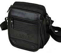 Мужская сумка планшет LEASTAT маленькая