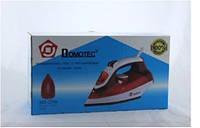 Утюг DOMOTEC MS 2298, Утюг с керамической подошвой 2200Вт, Утюг домотек, Утюг электрический