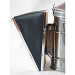 Дымарь пасечный со съемным мехом с ограждением, окрашенный порошковой краской, фото 3