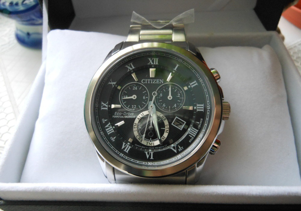 Часы Citizen Eco-Drive BL5540-53E