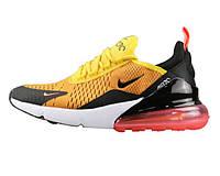 Nike Air Max 270 Black Orange — Купить Недорого у Проверенных ... 6a8ec895cd9