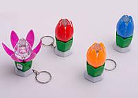 Брелок для ключей светящийся, в ассортименте