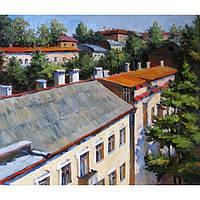 Крыши Одессы