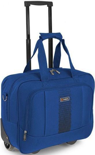 adc4832fad76 Дорожная сумка на колесах Gabol Roll Pilot 924953 24L Blue — только ...