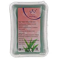 Воск для депиляции Konsung Beauty 450 г Tea Tree