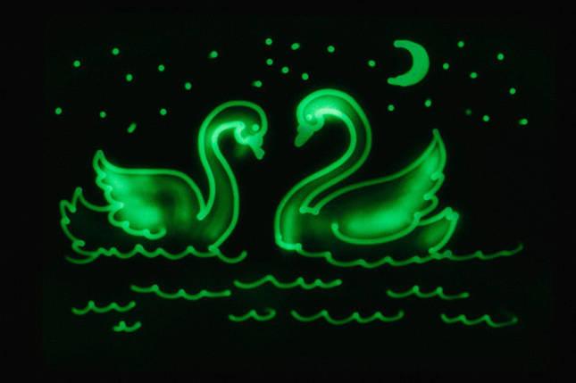 Набор для рисования в темноте А4 21х30 см , фото 2