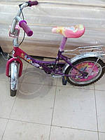Велосипед детский для девочек