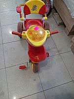 Велосипед трьохколёсный детский