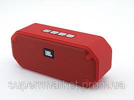 JBL Charge6+ E6+ 8W копия, Bluetooth колонка с FM MP3, красная, фото 2