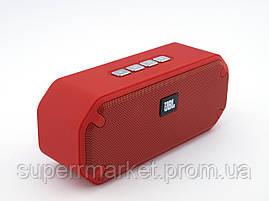 JBL Charge6+ E6+ 8W копия, Bluetooth колонка с FM MP3, красная, фото 3