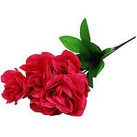 """Букет """"Роза""""  6 цветов 44 см"""