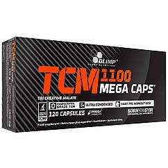 Креатин Olimp TCM Mega Caps 1100 (120 капс)
