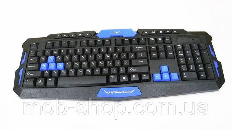 Bluetooth Клавиатура + мышь UKC HK-8100